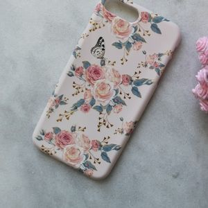 NEW iPhone 7 / iPhone 8  Pink Floral case
